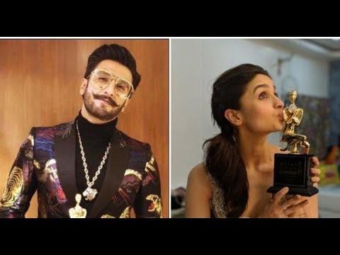 Star Screen Awards 2018 Winners : Alia Bhatt wins Best Actress; Ranveer Singh bags Best Actor