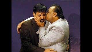 Altaf Hussain Mustafa Kamal ko Gaaliyan dete huwe
