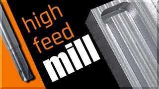 Experimenting with a High Feed Mill! WW207
