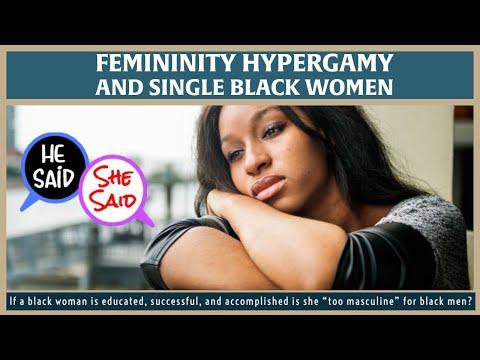 #Relationships, #Dating, #Hypergamy & #Femininity : He Said/She Said With Ken Breedlove