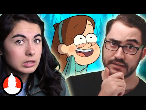 Gravity Falls = Illuminati!? The Gravity Falls Theory - Cartoon Conspiracy (Ep. 16)