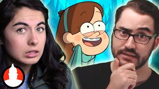 Gravity Falls = Illuminati!? The Gravity Falls Theory - Cartoon Conspiracy (Ep. 16)