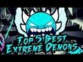 Demon Extreme Geometry Dash