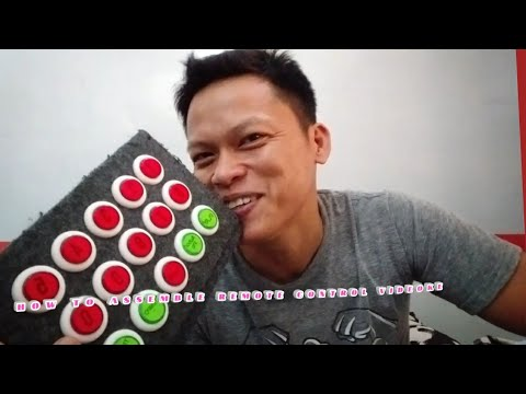 HOW TO ASSEMBLE REMOTE CONTROL VIDEOKE and NEW DESIGN