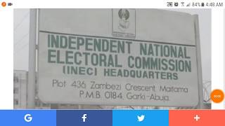 INEC releases final list of candidates for 2019 general elections - APC PDP AAC