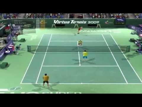 Virtua Tennis 2009 US Open