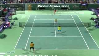Virtua Tennis 2009 US Open