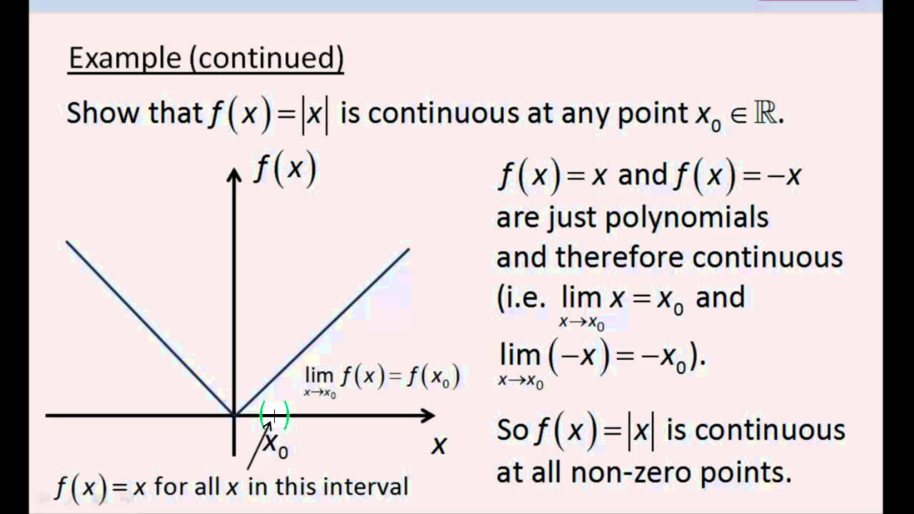 Which types of functions are differentiable?