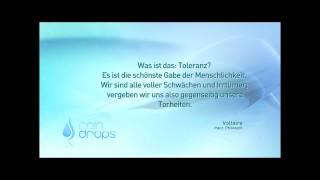 Raindrops Folge 050 - Zitat Friedrich II, Voltaire, Goethe