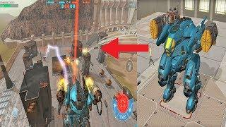 War Robots [3.2] Test Server - NEW FLYING ROBOT Gameplay !!