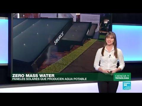 'Source': Innovadores Páneles Solares Que Producen Agua Potable