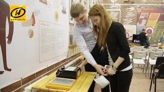 В Минске открыли интерактивную студию  Экотехнум