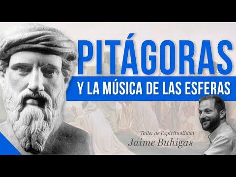 Jaime Buhigas - Pitágoras y la Música de las esferas