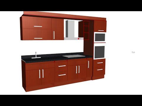 Programa para Diseñar Muebles, Armarios, Cocinas, etc ...
