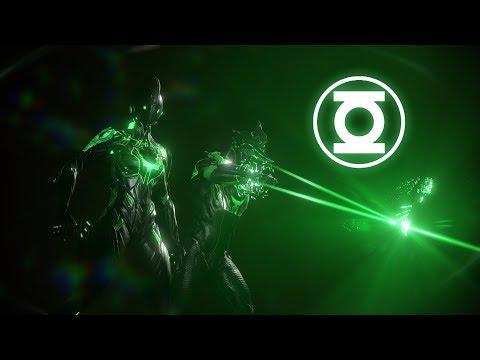 Green Lantern | Warframe Fashion Frame (Inspiration) thumbnail