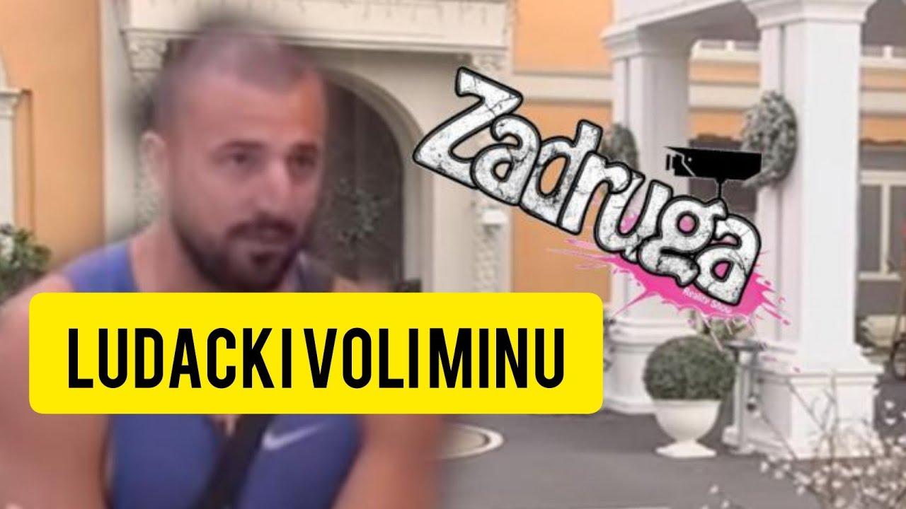 SAZNAJEMO: Vladimir Tomovic LUDACKI VOLI Minu Vrbaski! ON je SVE otkrio! Gledaoci u SOKU