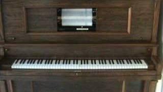 """BOHEMIAN RHAPSODY"" played on Weber Pianola"
