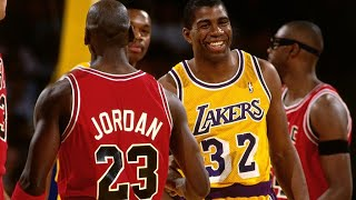 1991 NBA Finals | Game 4 | Chicago Bulls @Los Angeles Lakers