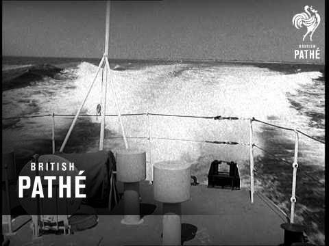 Navy Tests Gas Turbine (1955)