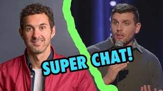 SUPER CHAT WITH MARK NORMAND!