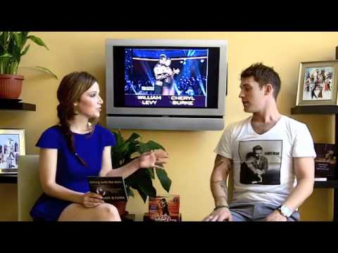 Dancing With The Stars Pre Party 5 With Host Stuart Brazell & Guest Tristan MacManus