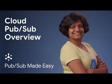 Cloud Pub/Sub Overview - Ep. 1