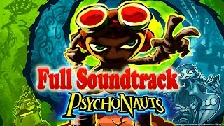 Psychonauts OST Full Soundtrack