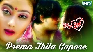 Prema Thila Gapare | Oriya Romantic Song | My Heart | Odia Love Songs | HD VIDEO | Sidharth TV