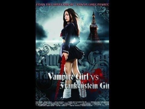 Vampire Girl vs  Frankenstein Girl - Cały Film Lektor PL