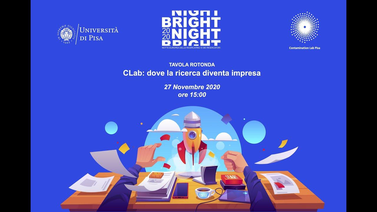 BRIGHT-NIGHT 2020 - CLab:dove la ricerca diventa impresa