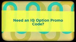 IQ Option Promo Code - Get a 100% Bonus!