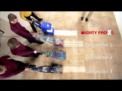 Rug Doctor Mighty Pro X3 Commercial Youtube