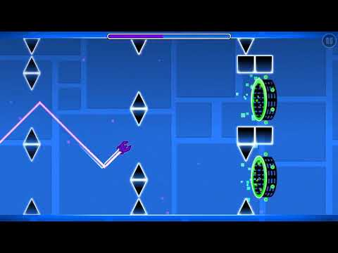 Fly away Layout by me [Geometry dash]