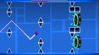 Gambar cover Fly away Layout by me [Geometry dash]