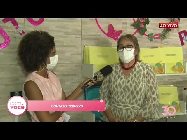 CEDC oferece 100 mamografias, de graça, por dia - Com Você