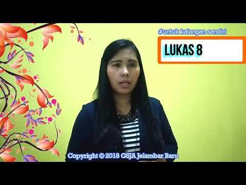 Pendalaman Alkitab - Lukas 8