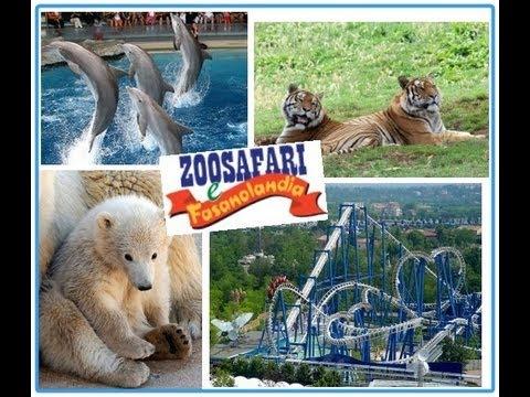 Fasanolandia - Zoo Safari - Brindisi - Italia - 2° parte