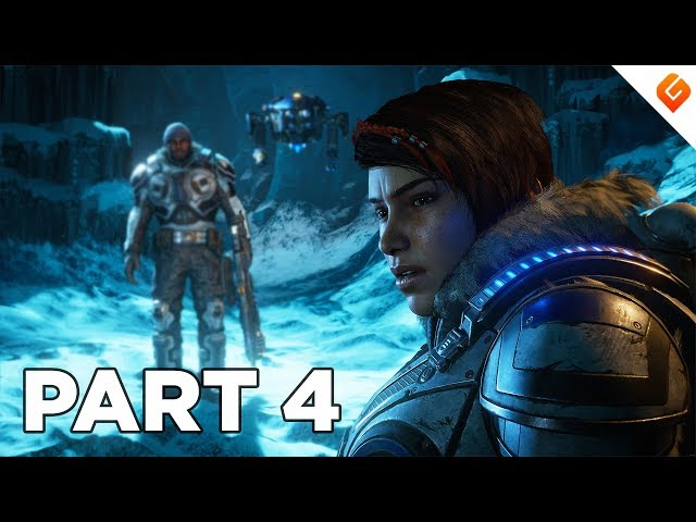 GEARS 5 Walkthrough Gameplay Part 4 - No Commentary