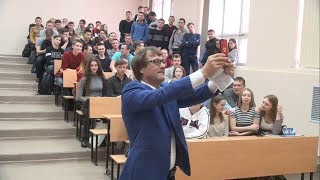 Всероссийский проект «Диалог на равных» с Александром Фабрициусом