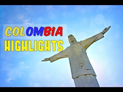 COLOMBIA TOP TRAVEL HIGHLIGHTS