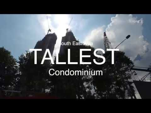 South East Asia TALLEST residential towers - The Astaka Johor Bahru