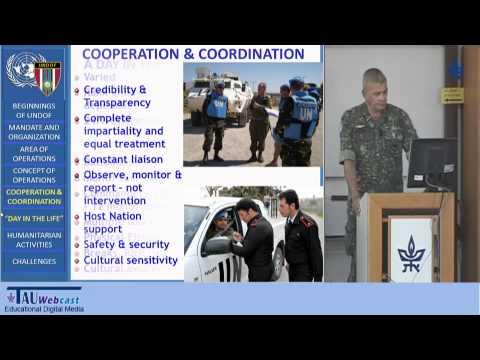 UN Disengagement Observer Force (Golan Heights)