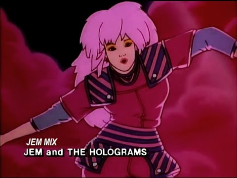 Jem & The Holograms: JEM MIX (The Most Popular Songs)