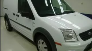 2010 FORD TRANSIT CONNECT Fond Du Lac, WI J2124