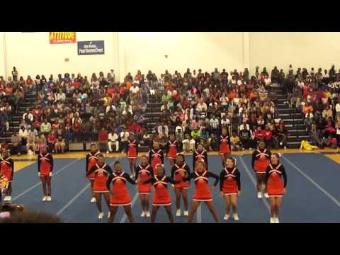 Churchland High 2012 Competition routine