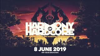Motion - Harmony Of Hardcore 2019 Warm-Up Mix