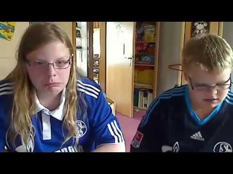 Schalke Fans Asozial