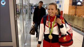 Слезы победы и горечь поражения. Какие эмоции остались после Олимпиады у сибирских спортсменок