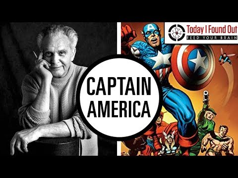 WWII and the Creator of Captain America