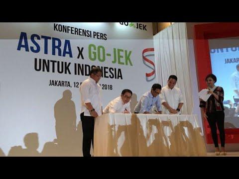 Astra International Suntik Dana ke Go-Jek